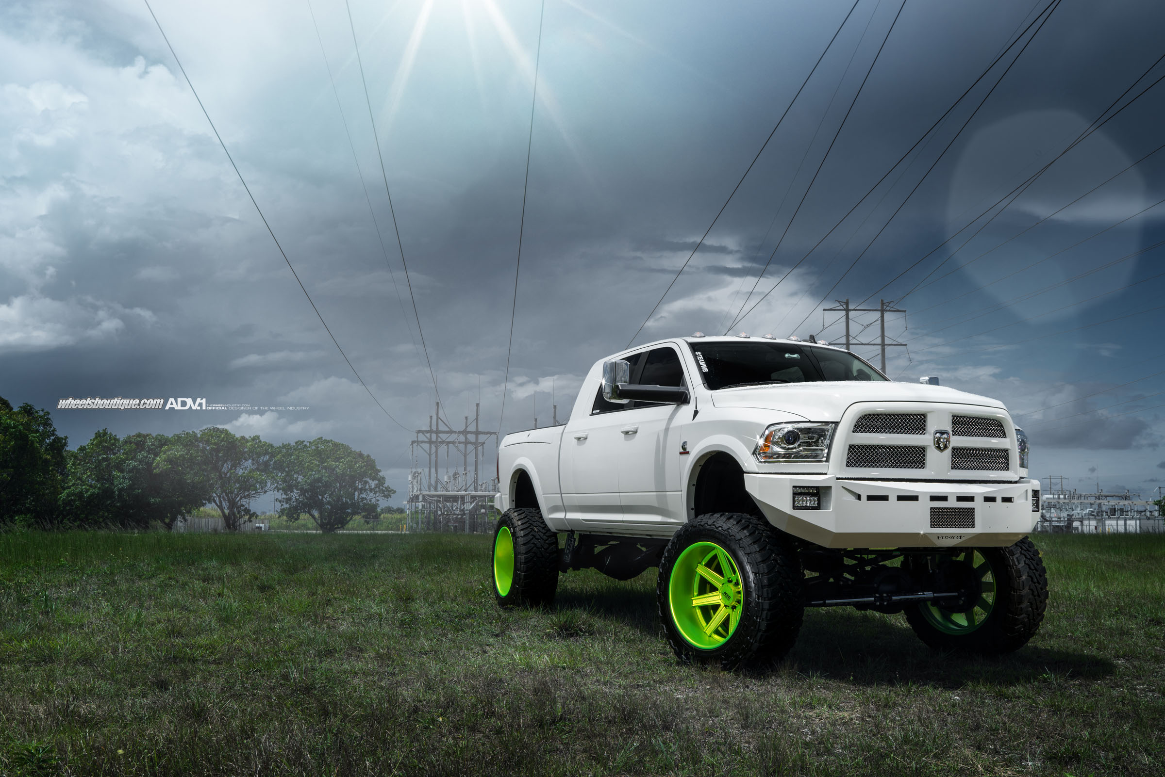 ADV1-dodge-Ram-2500-hd-rims-Lifted-cummins-4x4-forged-F